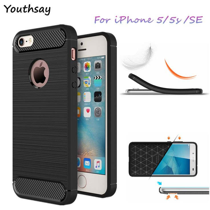 Youthsay For Cases iPhone 5 Case Soft TPU Phone Bag For iPhone 5 4.0 inch Case For Cover iPhone5 iPhone 5s Coque