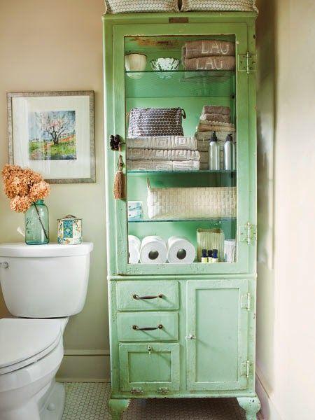 43 πρακτικές ιδέες για την οργάνωση του μπάνιου σας!