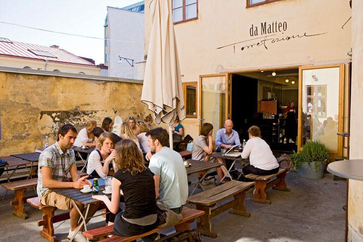 da Matteo Café, Gothenburg, Sweden