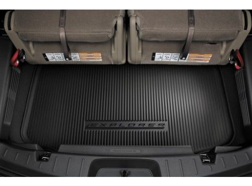 Cargo Area Protector - For 3rd Row Seat | The Official Site for Ford Accessories