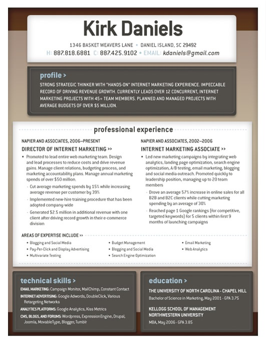 52 best Contemporary Resumes images on Pinterest Resume ideas - resumes with photos