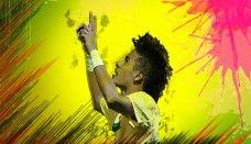 Neymar 2012 HD Wallpaper
