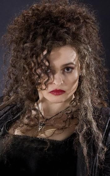 "Helena Bonham Carter as Bellatrix Lestrange from ""Harry Potter and the Order of the Phoenix"""