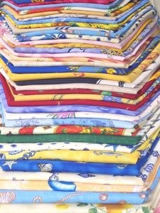 Crafts Using Vinyl Tablecloths