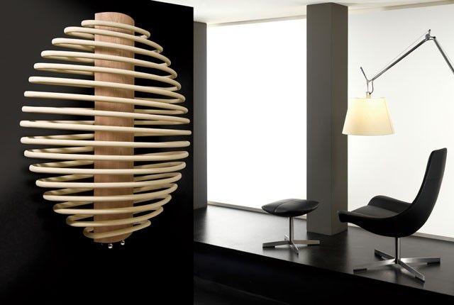 calorisfero - Reinterpreta lo spazio, arredandolo con calda personalità e donando all'ambiente un'elevata potenza termica.