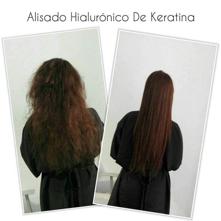 Alisado Hialuronico de Keratina: ✔ Liso Natural Definido ✔Control del encrespamiento 90% ✔ Brillo y Hidratación ✔ Sesión de 90 minutos ✔ Resultado al instante  Pide cita:  Barcelona ☎ 933518359 696001104  Toronto 4167791013  #mejor_alisado_barcelona #alisadosinformol  #unyozi_hairextensions #estilista #haircut #unyozibarcelona #barberiabarcelona #cabello #unyozisalon  Síguenos en https://instagram.com/unyozisalon