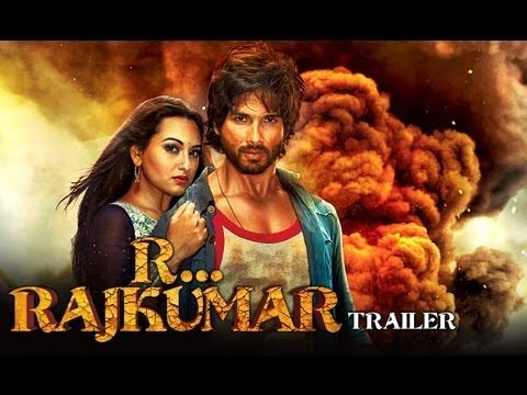 R...Rajkumar - Official Theatrical Trailer | Shahid Kapoor, Sonakshi Sinha, Sonu Sood | #Bollywood #Movies