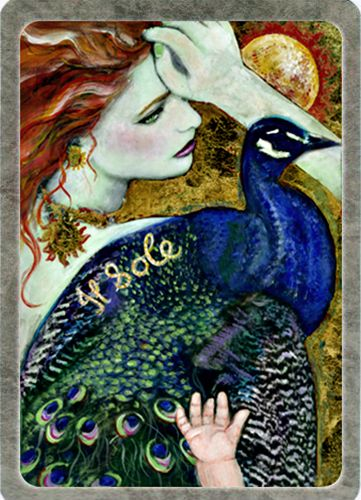 Free Daily Tarotscope -- Aug 12, 2014 -- The Sun -- Venus moves into Leo today and brings with it the flamboyance of the peacock and the warmth of the Sun... (more)...