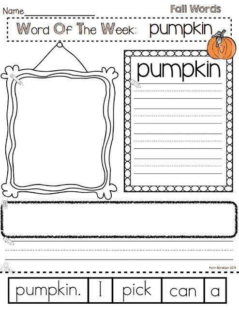 1000+ images about Halloween-Kindergarten on Pinterest | Pumpkins ...
