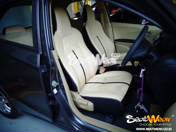 Sarung Jok Seatwear Honda Brio Only IDR 2,500,000  Kelebihan Seatwear dibandingkan produk lain? - SeatWear menggunakan Kulit PU Import  - Memakai Busa 10 ml - Hasil Seperti Paten - Garansi 2 Tahun * - Pemasangan cepat tanpa bongkar jok  - Teknisi pemasang profesional - Gratis Pemasangan untuk wilayah JABODETABEKKAR Untuk Pemesanan bisa datang langsung ke Dealer Honda terdekat atau bisa menghubungi sales kami : HP : 082122623568 / 089671840999 BB : 7DD1372F / 5C512035