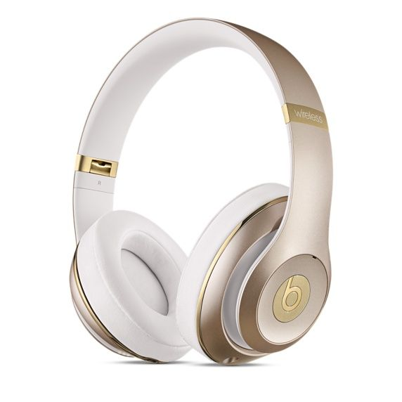 Beats by Dr. Dre Studio Wireless Over-Ear Headphones - Apple