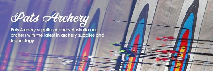 Pats Archery supplies and specializes in compound bows, recurve bows, archery targets, target faces, archery equipment, archery supplies, service and technique both wholesale and retail