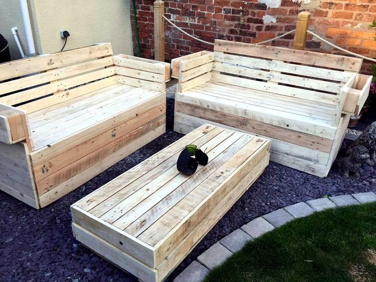 Garden Furniture From Wooden Pallets 125 best pallet chairs & stools images on pinterest | pallet ideas