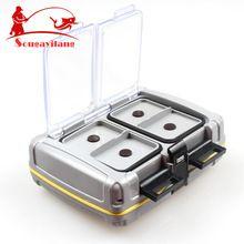 Sougayilang Bilateral Fishing Box 139g ABS Plastic Fishing Tackle Box 10*8.5*3.5cm Lure Box for Carp Fishing Accessories Tools  $US $5.99 & FREE Shipping //   http://fishinglobby.com/sougayilang-bilateral-fishing-box-139g-abs-plastic-fishing-tackle-box-108-53-5cm-lure-box-for-carp-fishing-accessories-tools/    #fishingrods