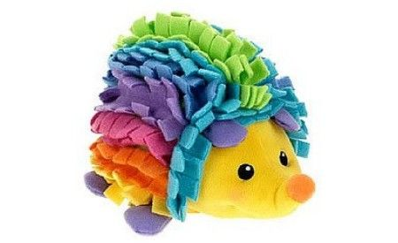 In Spanish. Can u translate?  Rainbow Hedge Hog.  nuevo-1.jpg