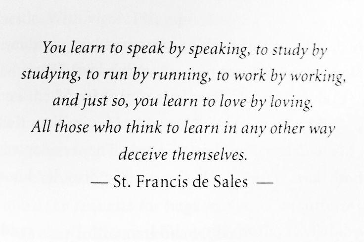 De Sales  Quotations    Quotation And Bible