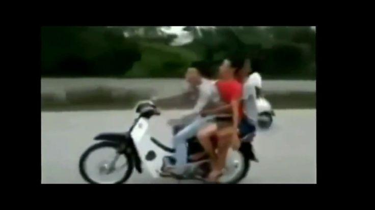 Berbagai Video Lucu Motor - Movies Bible