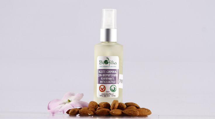 Aceite con Aromaterapia Anticelulitico-Reafirmante de Biofilia Eco Cosmética