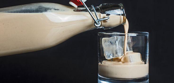 Homemade Irish Cream by tastingtable #Cocktail #Irish_Cream