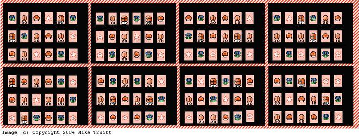 super mario 3 whistle card games
