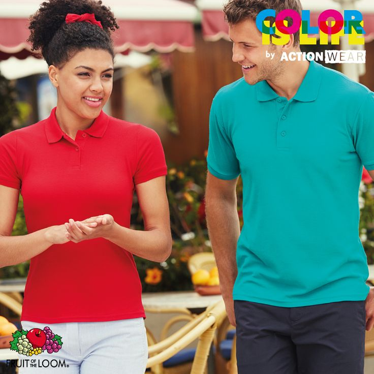 Polo Fruit of the Loom