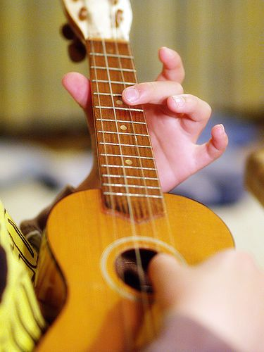 How to Play the Ukulele in 6 Steps. For one day when I get my ukulele!