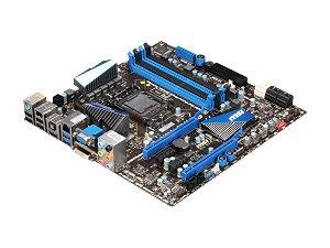 MSI Z68MA-ED55 (B3) LGA 1155 Intel Z68 HDMI SATA 6Gb/s USB 3.0 Micro ATX