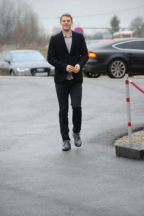 Ahh Manu.. #bayern #xmas #footballislife