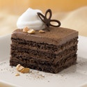 Chocolate-Hazelnut Icebox Cake: Chef Recipe, Valentines Day, Unsweetened Cocoa
