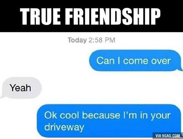 I honestly want a friendship like this when I get my license. If anyone is up for this please text me.