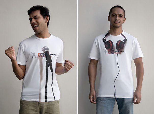 35 best Creative T-shirt designs images on Pinterest | T shirt ...