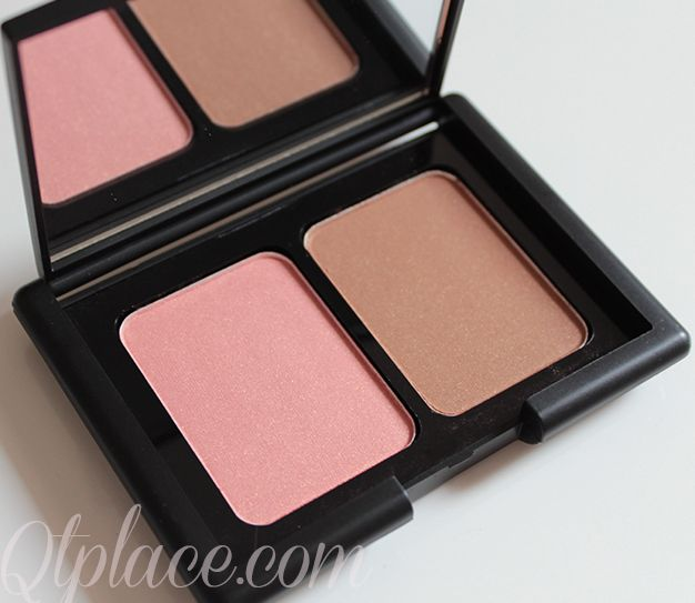 ELF Contouring blush and bronzer duo St. Lucia - dup close to NARS. Bought this today $3!