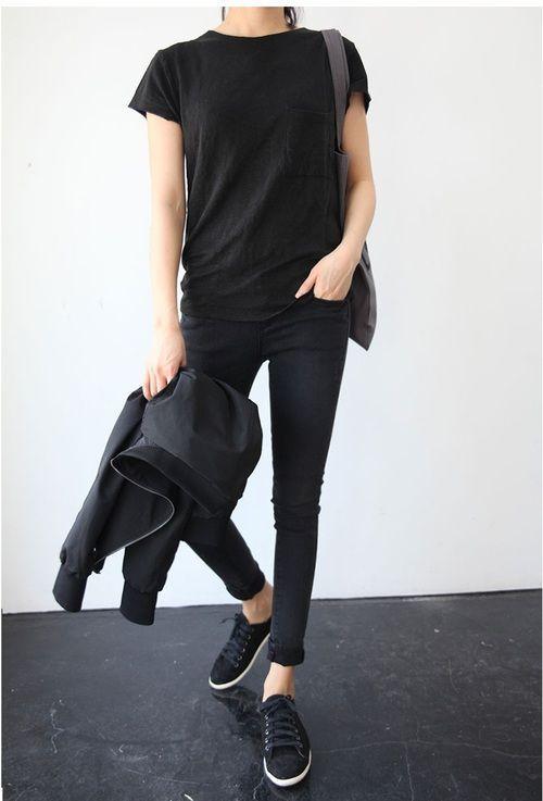 Black T-Shirt 20