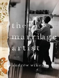 Andrew Winer delivers by way of The Marriage Artist a hauntingly realistic tale of love and loss that crosses generations, continents, languages, and beliefs. It's a tale that begins with death, but repurposes that ending as a tool that hints at rebirth and purpose.  Above all though, it's identity that takes center stage.    http://www.opinionless.com/book-review-andrew-winers-the-marriage-artist/: Crosses Generation, Belief, Book Review, Winer Deliv, Haunted Realistic, Realistic Tales, Andrew Winer, Stars Book, Marriage Artists