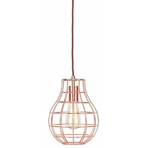Its about Romi Pittsburgh Hanglamp - Koper