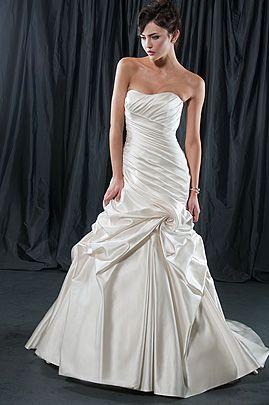 Alfred Sung Bridals 6821. Taffeta Wedding DressesBride ... Awesome Design
