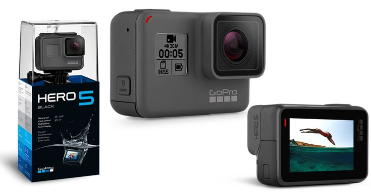 GoPro Hero 5 officially announed