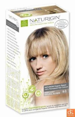 A wonderful and natural way to color your hair, it is 100% organic, ammonia and para bene-free. NATURIGIN is an organic natural line of beauty and grooming.