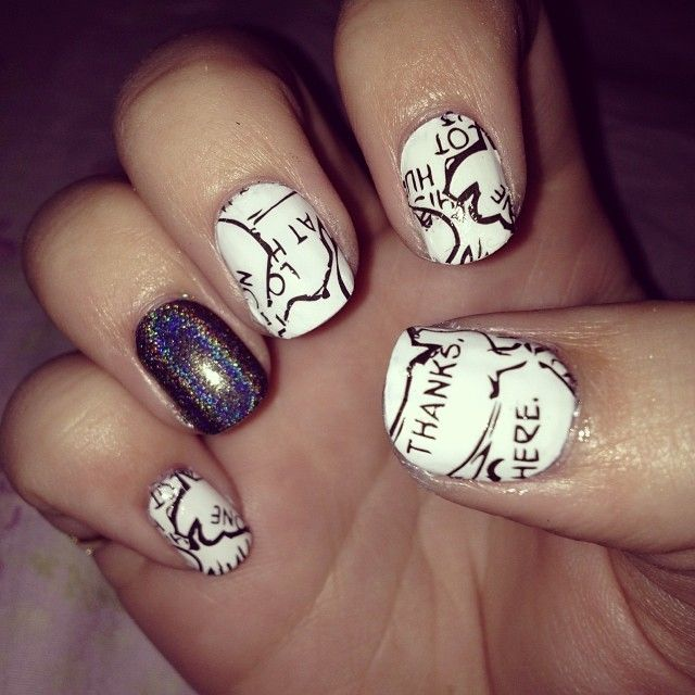 73 best Nail Art images on Pinterest | Nail art, Nail art tips and ...