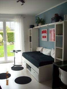 jugendzimmer junge einrichten. Black Bedroom Furniture Sets. Home Design Ideas