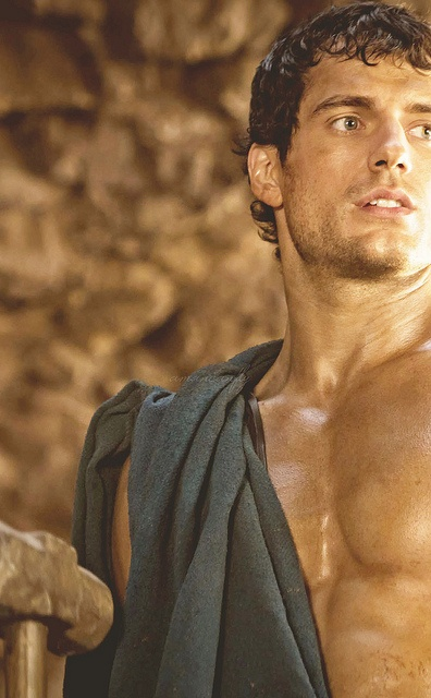 Henry Cavill in The Immortals
