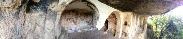 cripta s. eustachio