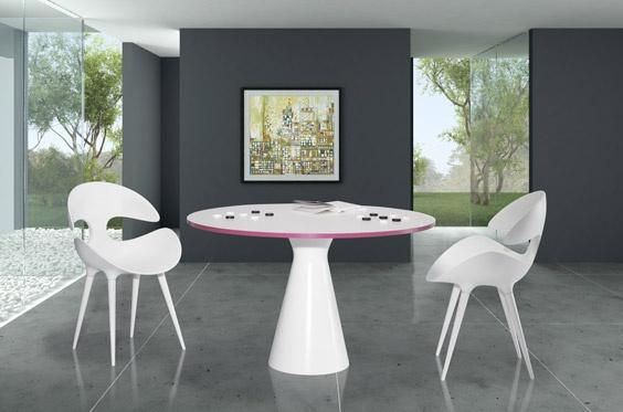 Mândri să putem oferi creații semnate Karim Rashid în România! www.chairry.net