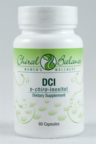 D-chiro-inositol for PCOS