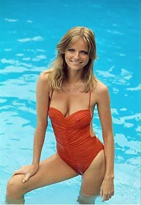 1970s bikinis | Cheryl Tiegs 1970 She did a lot of