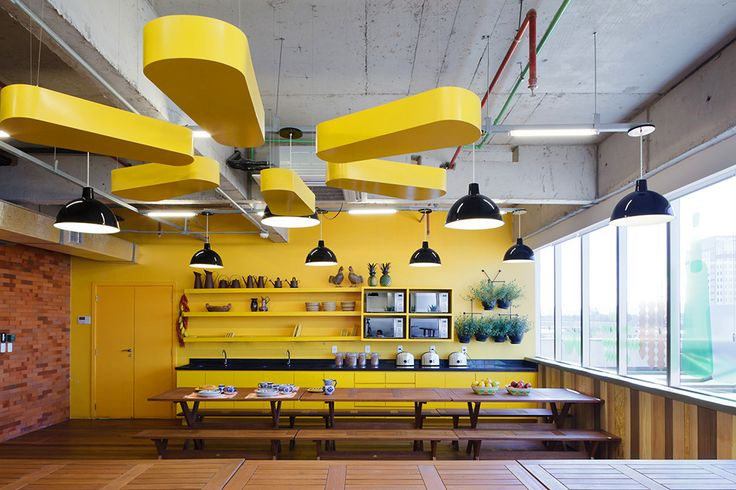 1198 best Interior: Yellow + Grey + White + Black images on ...