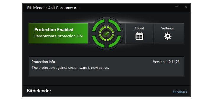 Un nou instrument de la Bitdefender pentru protectia utilizatorilor impotriva atacurilor de tip ransomware.