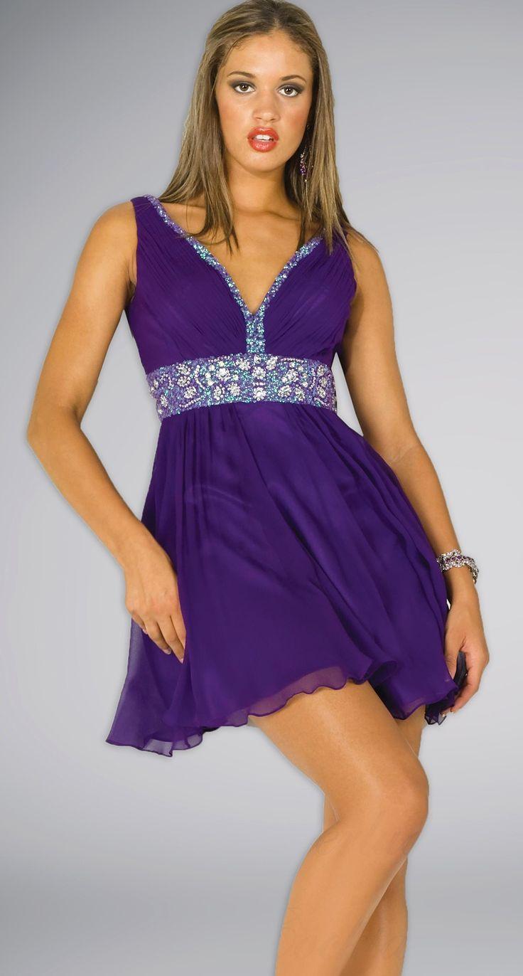 party-dress-purple-