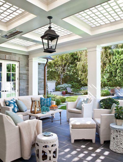 'Bluestone manor house.' Ward Jewell Architect, Los Angeles, CA....