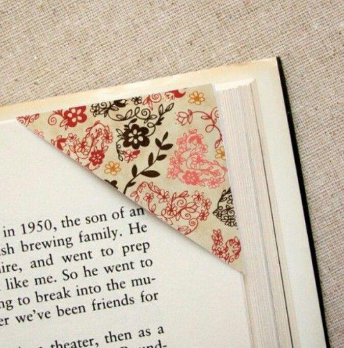World's best bookmark?